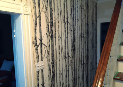 tree wall paper